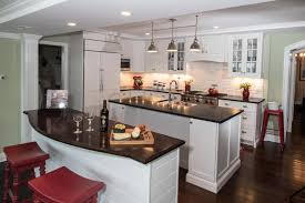 L Shaped Kitchen Island Ideas by Kitchen Islands Beauteous Modern Kitchen With L Shape Design