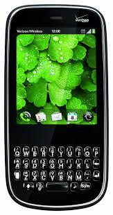 amazon com palm pixi plus black verizon wireless cell phones
