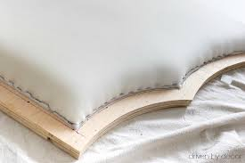 Nailheads For Upholstery 7 Steps To A Diy Upholstered Kitchen Banquette Driven By Decor