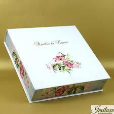 wedding invitation boxes florentine dahlia inviluxe