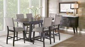 rooms to go dining room sets dining room sets bar height setswith counter dinette within