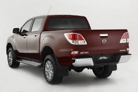 new mazda bt 50 pickup truck first photos of ford ranger u0027s sister