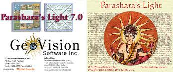 Parashara Light Parashara Light 7 01 Pro Eng программа по ведической астрологии