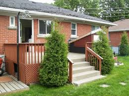 Backyard Wood Deck Building A Wooden Deck Over A Concrete One 6 Steps With Pictures