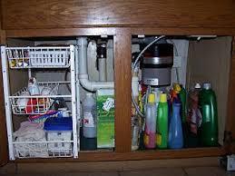 kitchen sink storage ideas kitchen sink cabinet organizer dayri me