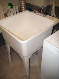 Laundry Utility Sink With Cabinet by Laundry Sink Cabinet Costco Befon For