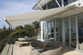 Electric Awning For House Modern Retractable Awnings Retractable Awning From Sunsquare