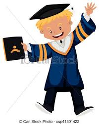 graduation gown graduation gown clipart and stock illustrations 2 221 graduation