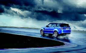 land rover racing range rover sport svr fully unveiled does 0 60 in 4 5 sec w video
