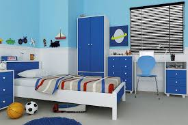Blue Bedroom Sets - Laguna 5 piece bedroom set