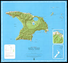 island on map kermadec geology and geography
