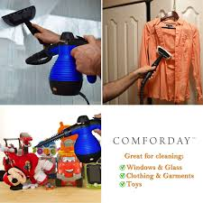 Comforday Digital Timer 7 Day by Comforday Handheld Steam Cleaner High Pressure Chemical Free