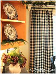 Black And White Checkered Curtains Endearing Yellow And White Checkered Curtains Decorating With