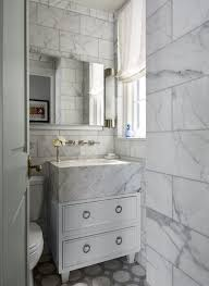 inside emmy rossum u0027s manhattan apartment makeover custom vanity