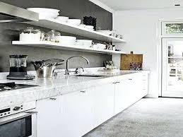 plan de travail cuisine marbre plan de travail en marbre blanc dans