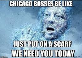 Chicago Memes - these are the best chicago winter memes urbanmatter