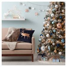 Xmas Home Decorations Best 25 Blue Christmas Decor Ideas On Pinterest Blue Christmas