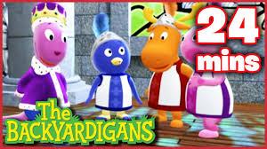 backyardigans knights brave strong ep 9