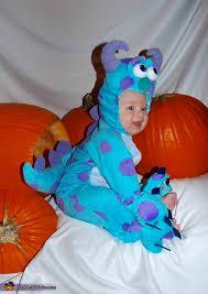 Sullivan Halloween Costume Sully Monsters Baby Costume Photo 2 2