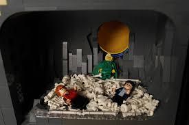 art of the brick inspirational geek lego idolza
