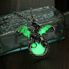 glow in the necklaces aliexpress buy 2017 of throne luminous