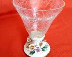 Capodimonte Vases Antique Capodimonte Vase Etsy