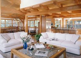 Post And Beam House Plans Floor Plans Use Ceiling Height To Create Unique Spaces Timberpeg Timber