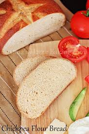 Coconut Flour Bread Recipe For Bread Machine Chickpea Flour Bread Recipe