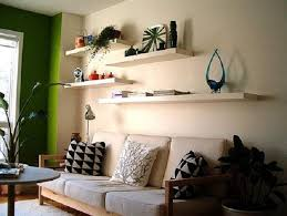 living room wall shelves extraordinary wall shelves ideas living room great interior design