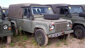 british land rover defender jakon motors 1986 87 land rover defender 110 diesel military