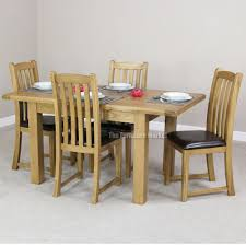 extendable oak dining table and chairs with inspiration image 2021