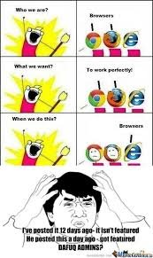 Who Are We Browsers Meme - rmx browsers by gevsed meme center