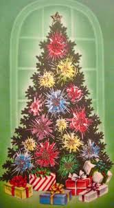 425 best cards christmas trees images on pinterest vintage