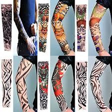 tattoos arm sleeve amazon com