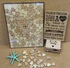 sign in book for wedding 200 wedding guest book drop box alternate guestbook
