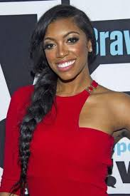 what type of hair does porsha stewart wear hot hair six sexy ways to wear braids extensions black braided