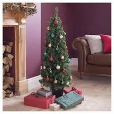 4ft christmas tree buy tesco topiary christmas tree 4ft from our christmas trees