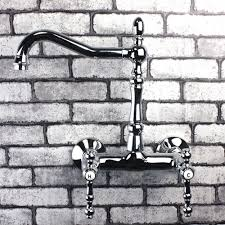 wall mounted kitchen sink faucets sink faucet design wall mount kitchen sink faucet sprayer for