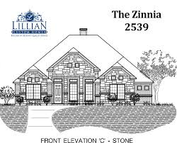 the zinnia seven oaks new home floor plan burleson texas new homes for sale burleson seven oaks community custom
