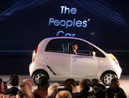 indian car tata indian micro car the tata nano could come to the u s by 2011
