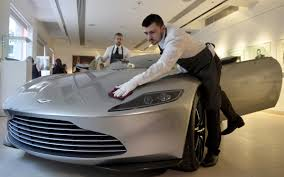 aston martin factory aston martin buys site for dbx car factory in st athan vale of