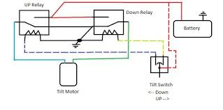 wiring diagram for a 3 wire tilt trim pump page 1 iboats