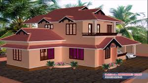 kerala style house plans free youtube