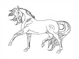 coloring pages breyer coloring pages horse 004 breyer coloring