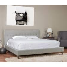 Mattress For Platform Bed - best 25 upholstered platform bed ideas on pinterest midcentury