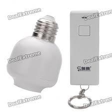 remote control light bulb socket e27 to e27 remote control light switch bulb socket ac 110 250v