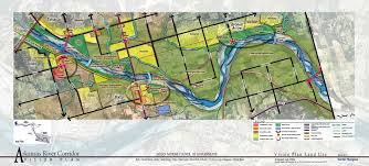 Tulsa Map River Projects Tulsa U2014 Arkansas River Development In Tulsa County