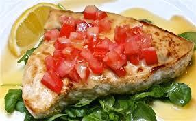 lemon beurre blanc recipe pan roasted swordfish with chopped tomatoes and lemon beurre blanc