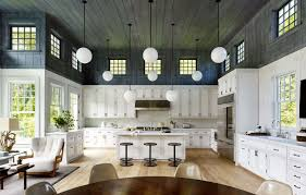 shiplap style planks on the ceiling look we love apartment therapy