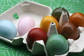 how to make vibrant naturally dyed easter eggs kitchn